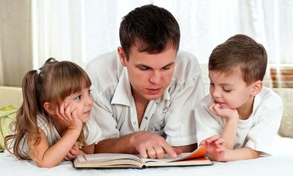 Консультация.роль отца в воспитании ребенка