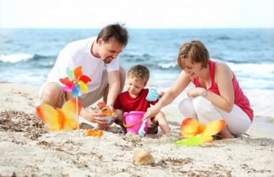 Консультация для родителей  «Отдых с ребенком летом»