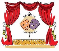 Театральное представление  «Верный друг»