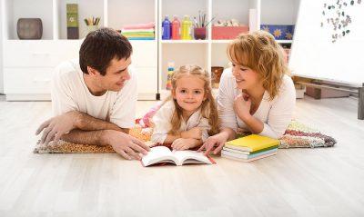 Консультация для родителей «Готовимся к школе вместе»