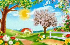 Танец «Весна»