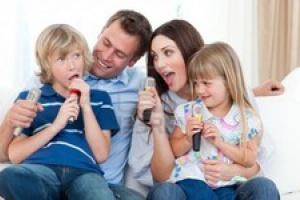 Консультация для родителей «Музыка начинается в семье»