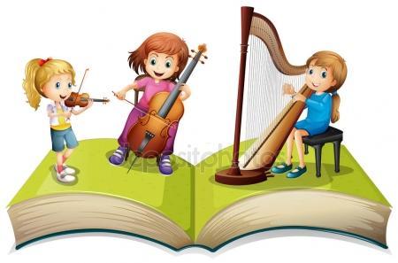 Консультация для родителей «Дети и музыка»