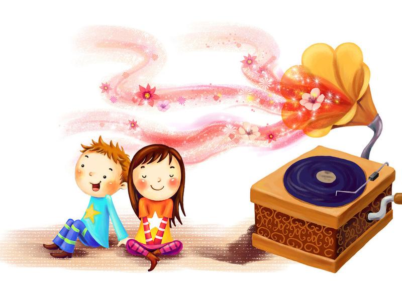 Буклет «Будем с музыкой дружить»