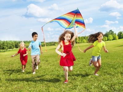 Консультация для родителей «Погуляем, поиграем!»