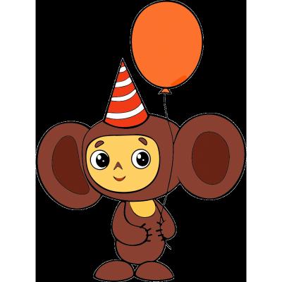 Творческая мастерская «День рождения Чебурашки»