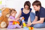 Консультация для родителей «Как играть и общаться с маленьким ребенком?»
