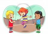 консультация «Как научить детей прыгать на скакалке»