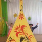 Сценарий осеннего праздника для детей старшей группы «Чудо — балалайка»