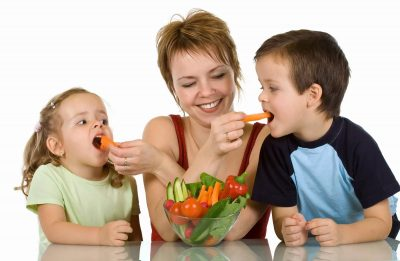 Здоровые дети – счастливые родители