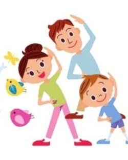 Консультация для родителей «Роль семьи в физическом воспитании ребёнка»