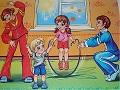 Консультация для родителей «Здоровый образ жизни в детском саду и дома»