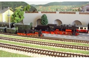 «Опасность на железной дороге»