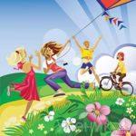 Консультация для родителей «Как организовать летний отпуск с ребёнком»