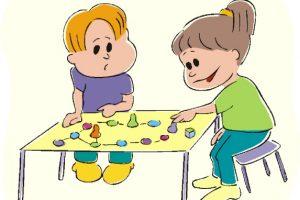 Консультация для родителей «Настольно — печатные игры для детей 2 -3 лет»