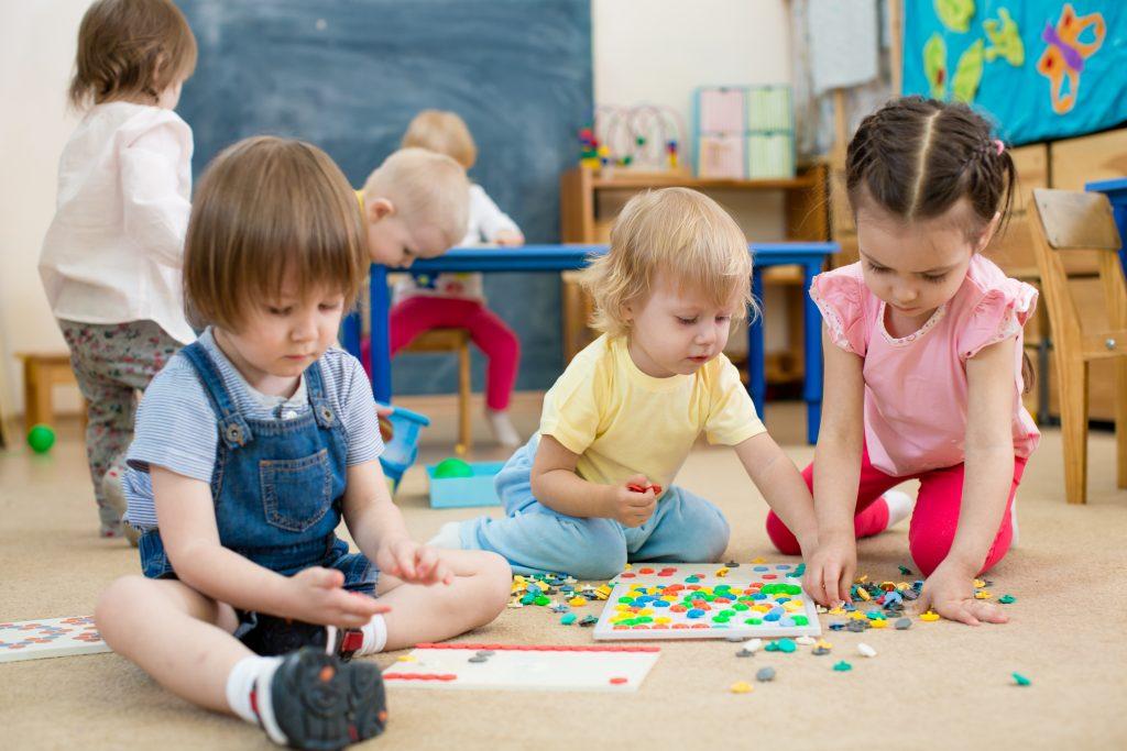 Как подготовить Вашего ребенка к поступлению в детский сад?
