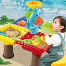 Консультация для родителей «Игры для детей с песком и водой»