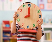Консультация для родителей «Как научить ребёнка определять время»