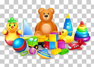 Буклет для родителей «Какие игрушки необходимы детям»