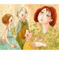 «Наши любимые мамочки»