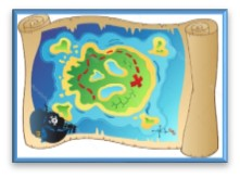 Приключенческая игра «В поисках клада»