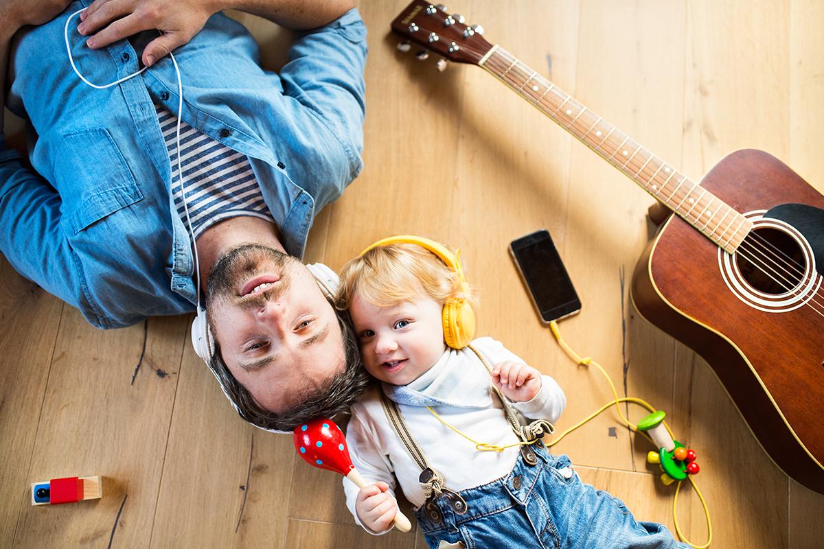 Консультация для родителей «Воспитание с музыкой»