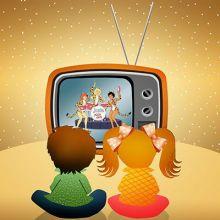 Консультация для родителей «Мультфильмы — смотреть или не смотреть?»