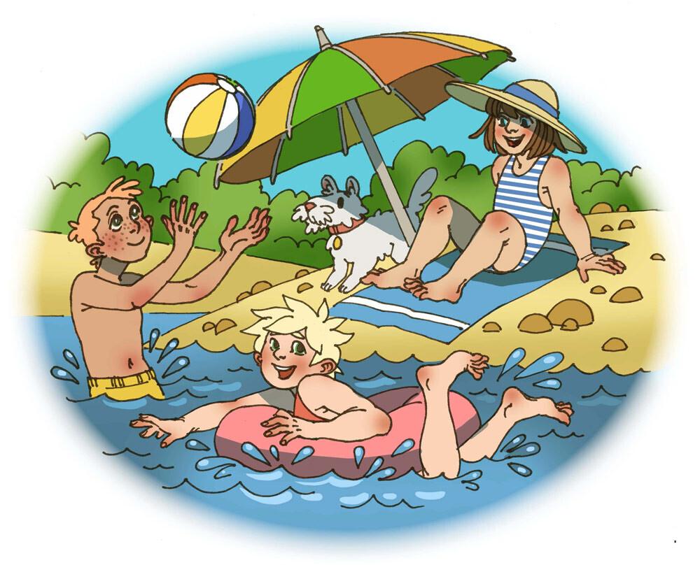 Консультация для родителей «Безопасность детей в летний период»
