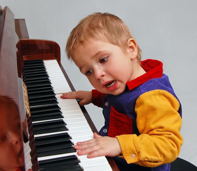 Консультация для родителей «Как научить малыша подпевать?