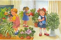 Консультация для родителей «Формирование трудолюбия у ребёнка»