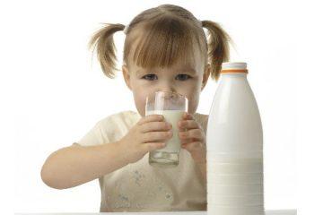 Информационный буклет для родителей «Пейте, дети молоко — будете здоровы!»