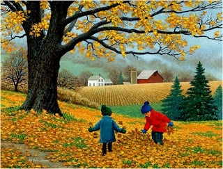 Консультация для работы «Осенняя прогулка с детьми раннего возраста»