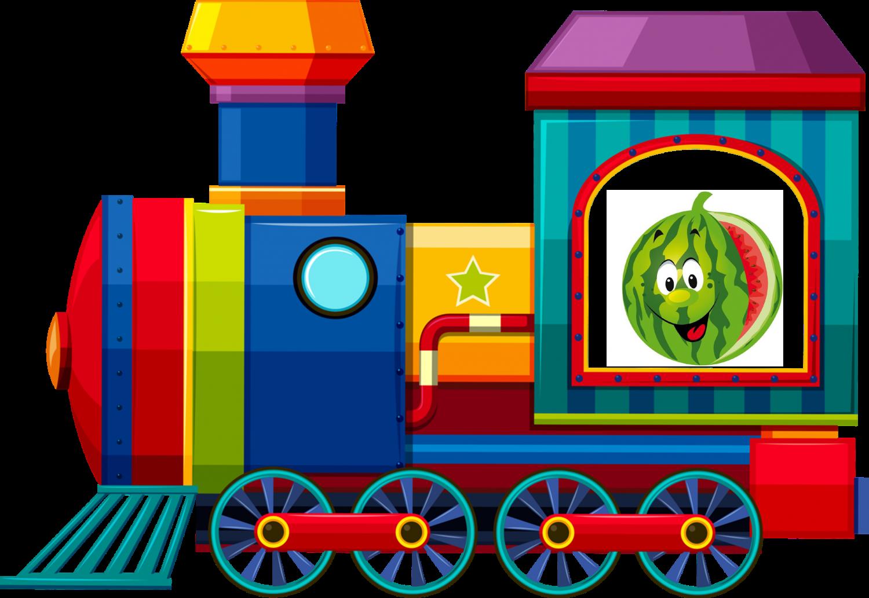 Музыкальная игра «Путешествие в осенний лес на поезде» — для детей средней группы