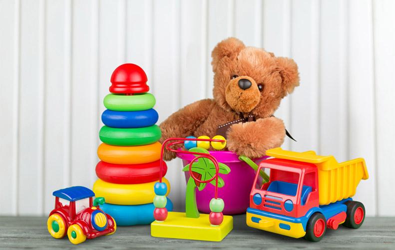 Консультация для родителей «Игрушка в жизни ребёнка»